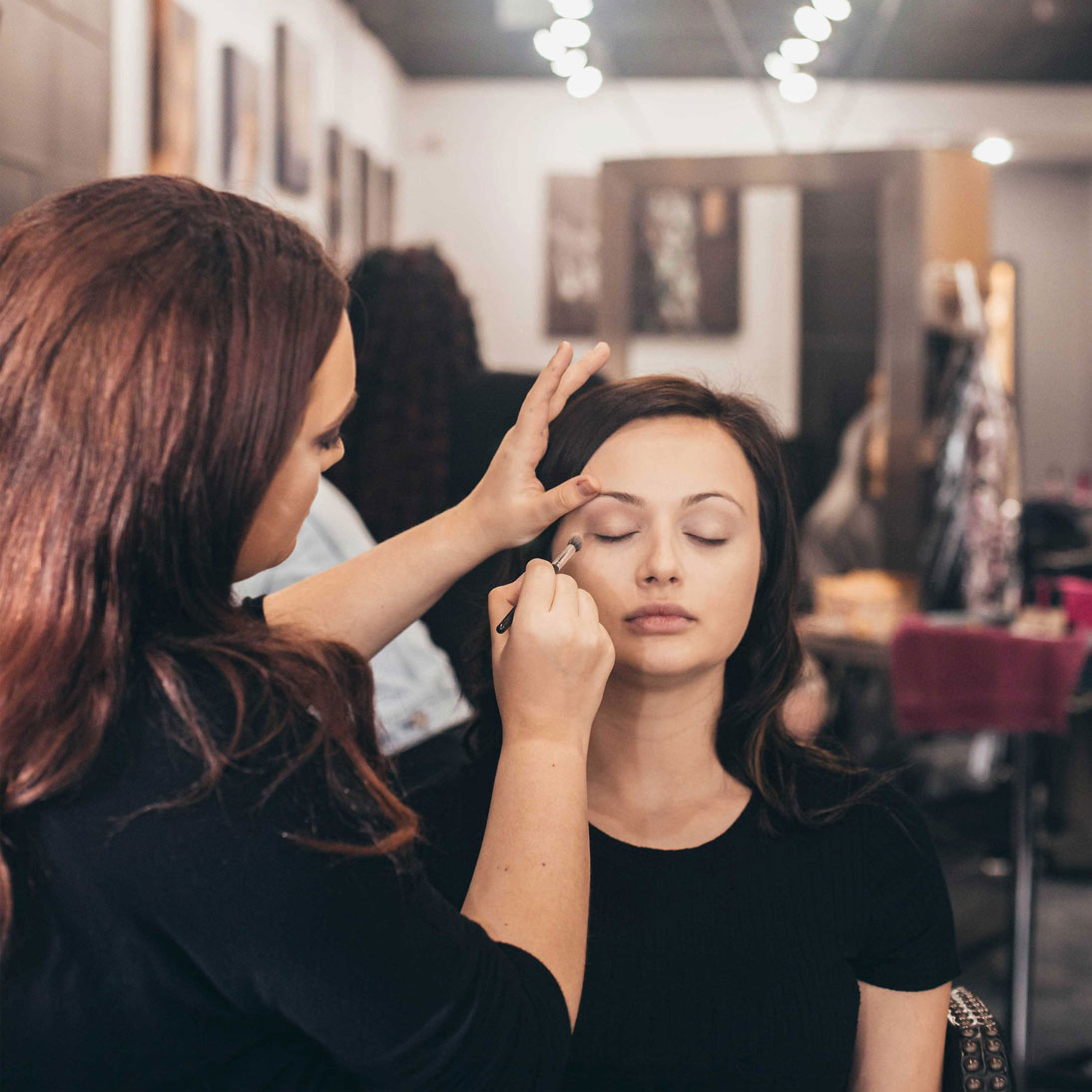 Whether you want a day or evening look, going to prom or getting ready for your big day, we are here to make sure you look beautiful for any occasion!